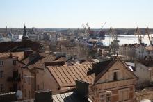 порт Выборга